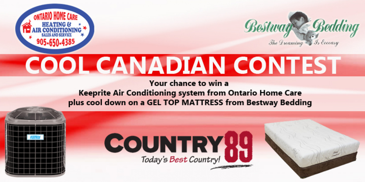 Cool Canadian Contest